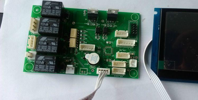 空气净化器控制板