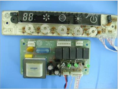 油烟机面板电路板 定制开发
